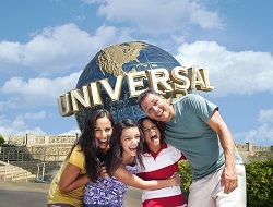 NEW 3-Park Unlimited Vacation Package